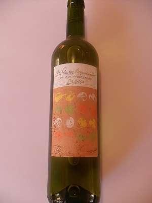 2015er Dos Puntos Organic Wine Blanco 12,5 %vol 0,75 lt Spain