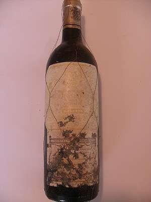 1994er Rioja Riserva Marques Riscai 12,5 % vol 0,75 lt Spain
