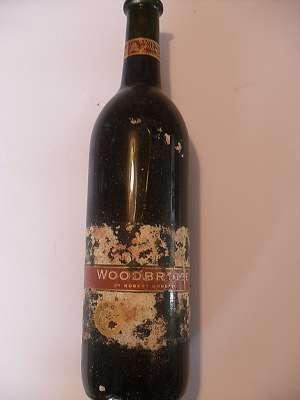 1996er Woodbridge Robert Mondavi 0,75 lt