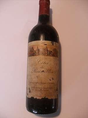 1992er Cótes du Roussillon, Domaines Virginie, 12 vol % Frankreich