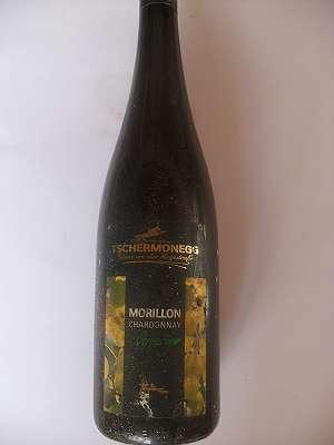 2000er Morillon Superior Tschermonegg 14 %vol 0,75 lt trocken Südsteiermark