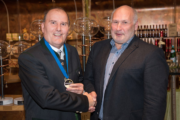 Auszeichnung Destillerie