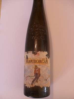 1995er Vinag Mariborcan Vrhunsko Vino 11,2 %vol. 0,75 lt Cuvée Slowenien