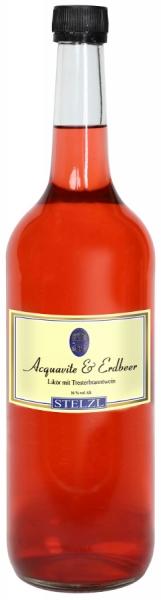 Acquavite & Erdbeer