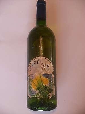 1998er Cape, 98 Weißwein 11,5 %vol 0,75 lt Südafrika